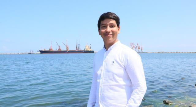 Samsun'da okuyan Paraguaylı öğrenci ülkesinde Türkiye'yi tanıtıyor