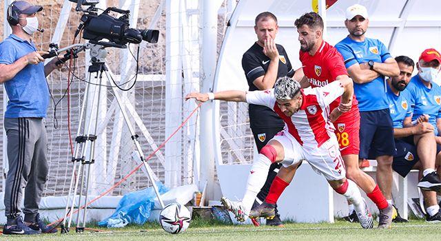 Samsunspor Bolu'da 4 hazırlık maçı oynayacak