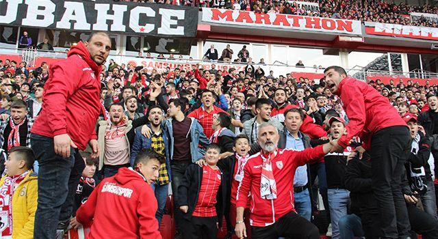Samsunspor taraftar gruplarından çağrı!