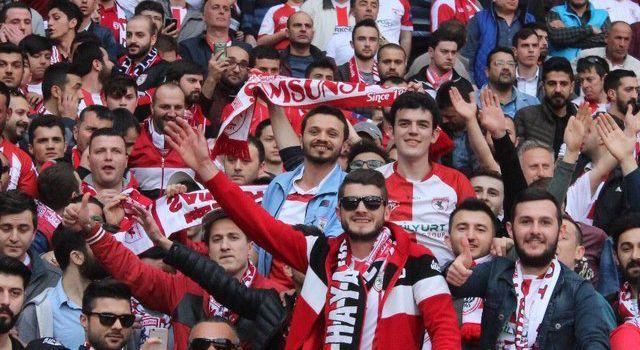Samsunspor'da Kombine Biletlere İlgi Başladı