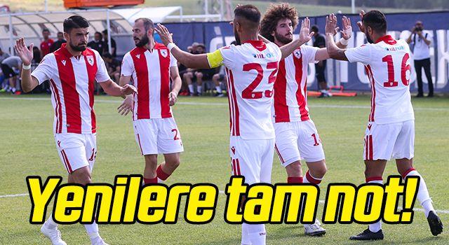 Samsunspor'un yeni transferlerine tam not!