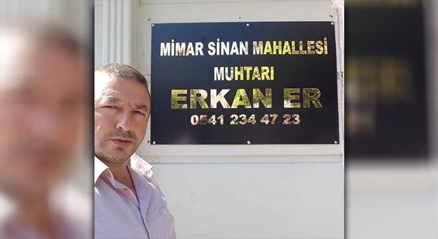 SASKİ'de çalışanmuhtara mahalleli tepkisi