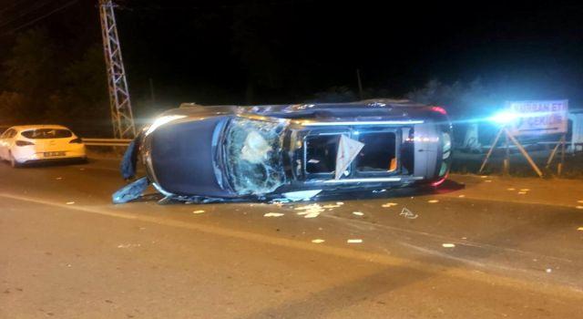 Son dakika haber! Samsun'da trafik kazası: 4 yaralı