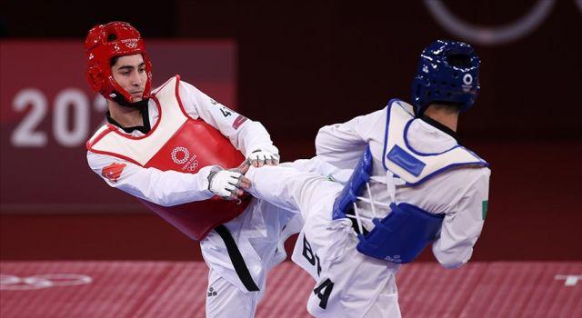 Türkiye'nin 2020 Tokyo Olimpiyat Oyunları'ndaki ilk madalyası tekvandodan