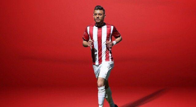 Yılport Samsunspor'un Yeni transferi Alaaddin Okumuş