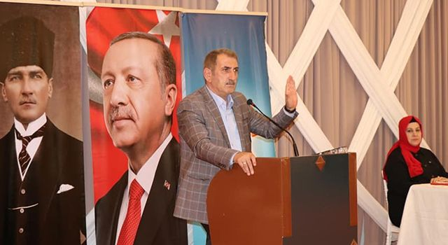 AK Parti Samsun Milletvekili Fuat Köktaş: Yüreğimiz yanıyor