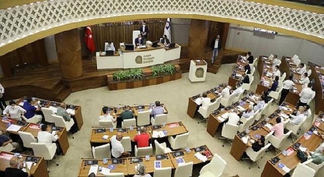 Başkan Böcek Antalya Büyükşehir Meclisini Olağanüstü Toplantıya Çağırdı