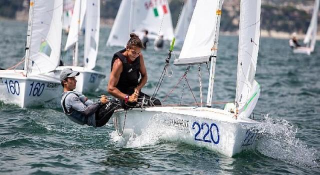 Can Ertürk ve Ali Beren Adamcıl Avrupa 4.'sü oldu