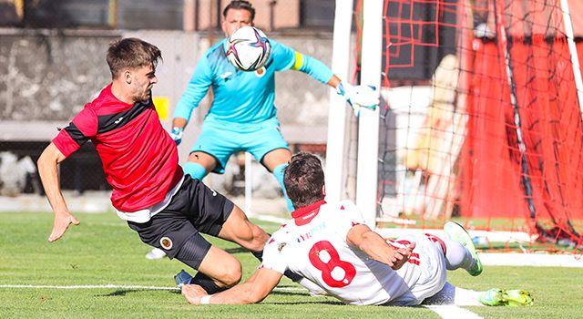 Gençlerbirliği: 0 Yılport Samsunspor: 1 (Maç Sonucu)