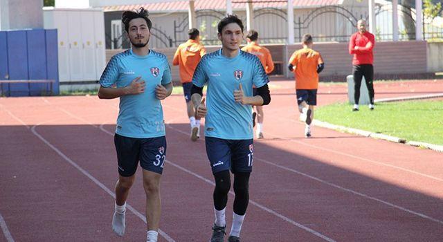Atakumlu Futbolcular Atletizm Pistinde Çalıştı