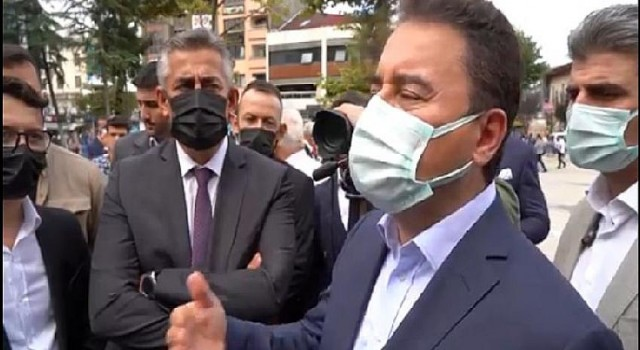 Babacan Akçakoca'da: 'Millet sandıkta sallayacak biz ona güveniyoruz'
