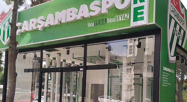 Çarşambaspor - Kuşadasıspor Maçı Biletleri Satışta