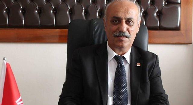 CHP Bafra İlçe Başkanı Vahit Perçin Gaziler Günü Mesajı
