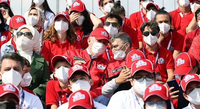 Erdoğan gençlere seslendi