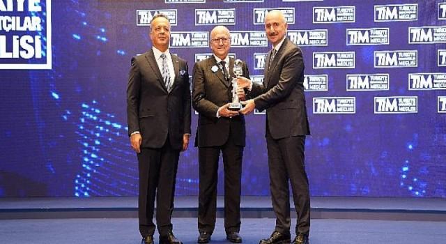 Hayat, 'Mobilya, Kağıt ve Orman Ürünleri' kategorisinde ihracat şampiyonu oldu