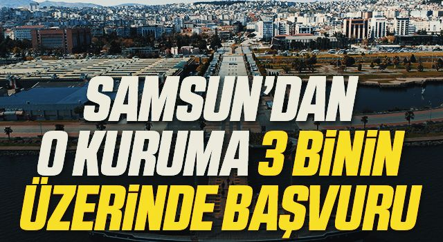 KDK'ya Samsun'dan şikayet yağmuru