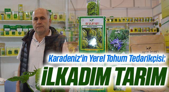 Karadeniz'in Yerel Tohum Tedarikçisi: İlkadım Tarım