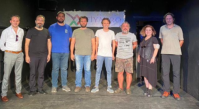 Karadenizli tiyatrocular güç birliği yaptı