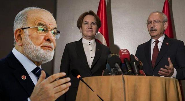 Karamollaoğlu'ndan Millet İttifakı sorusuna dikkat çeken yanıt: İttifak diye bir şey söz konusu değil