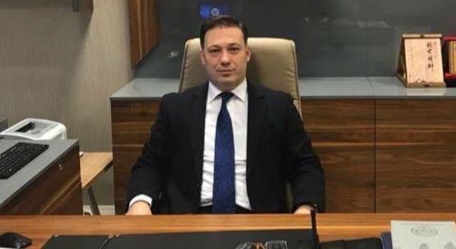M. Arıkan Yücedağ, polis başmüfettişi oldu