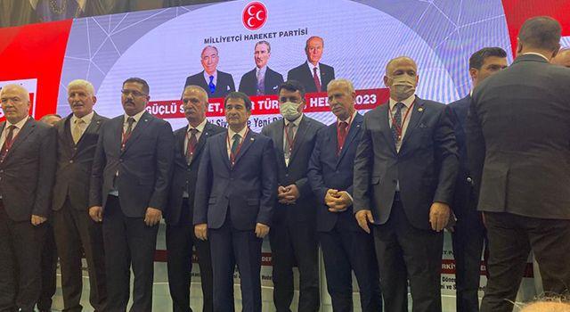 MHP Samsun Tam Kadro Katıldı!