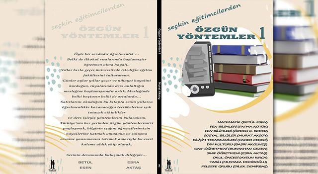Öğretmenlerden 'eğitim teknikleri' kitabı