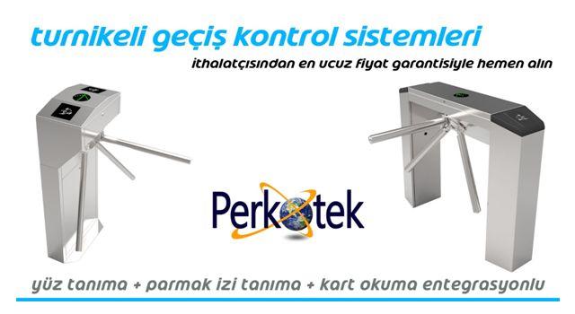 Perkotek Turnike ve PDKS Sistemleri
