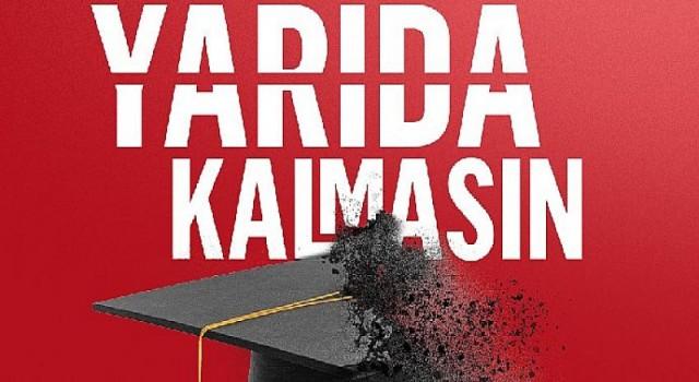 """Türk Eğitim Vakfı """"Öğrencilerin Hikâyesi Yarıda Kalmasın"""" Diyor"""