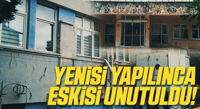 Yeni Vezirköprü Devlet Hastanesi Yapılınca Eskisi Unutuldu!