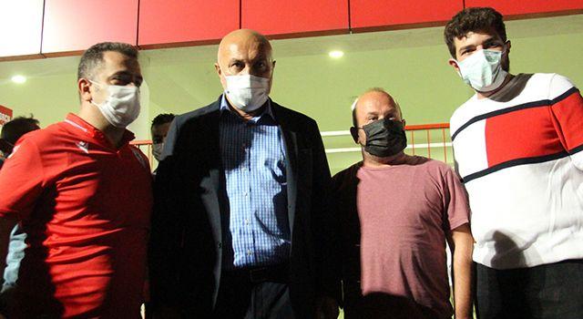 Yılport Samsunspor Kulübü Başkanı Yüksel Yıldırım: Bu Daha Başlangıç Devamı Gelecek