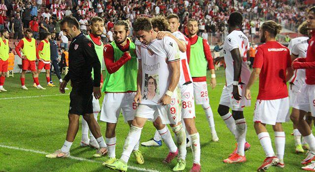 Yılport Samsunspor'da Tomane'nin Ağlatan Golü