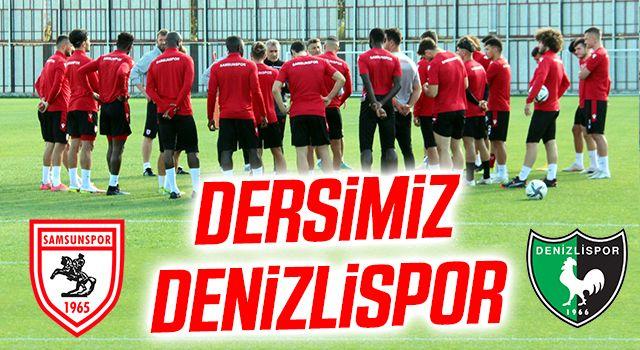 Yılport Samsunspor'un Dersi Denizlispor