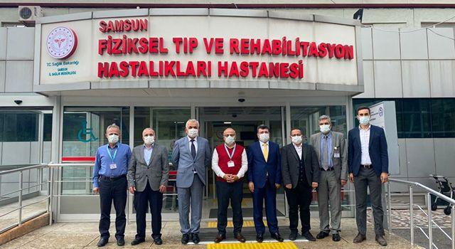 AK Parti Bafra İlçe Başkanı Av. İbrahim Semiz: Talepleri Bakanlıklara iletiyoruz