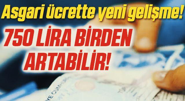 Asgari ücretten vergi kaldırılacak mı? İşte MHP ve AK Parti'nin yeni çalışması: 750 lira artabilir