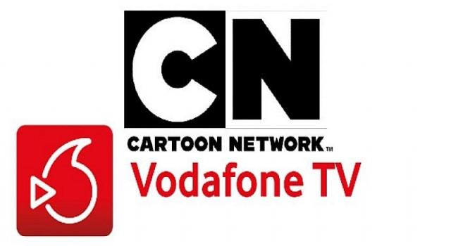 Cartoon Network, Vodafone TV ile yaptığı iş birliğini duyurdu