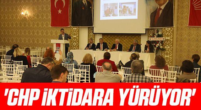 CHP Samsun İl Başkanı Fatih Türkel: CHP iktidara yürüyor