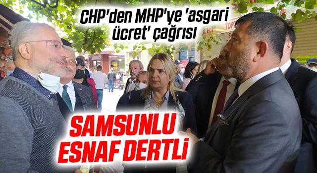CHP'den MHP'ye 'asgari ücret' çağrısı