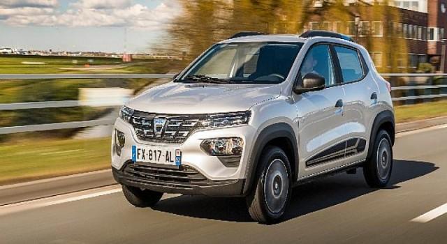 Dacia Spring 2022 Auto Best finalisti oldu