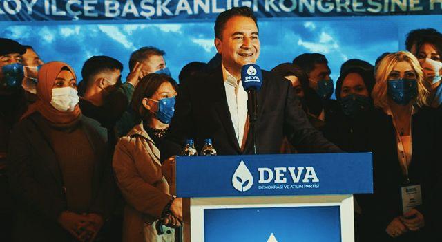 DEVA Partisi Genel Başkanı Ali Babacan: Vesayetçi odaklar heveslenmesin