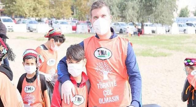 Edremit Kent Konseyi Genel Sekreteri Tayfun Canlı: Doğayı kirletme, geleceğimizi karartma!