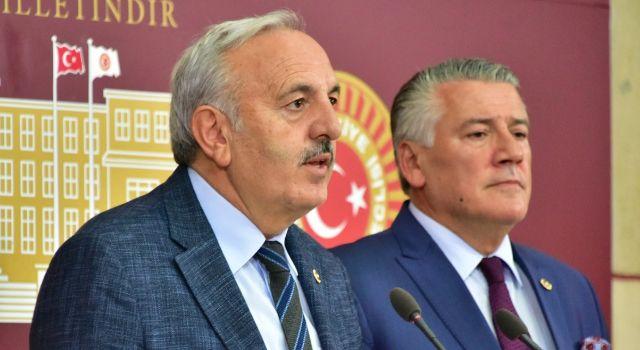 İYİ Parti Milletvekili Bedri Yaşar: Fındıkta düşük fiyat tedirginliği
