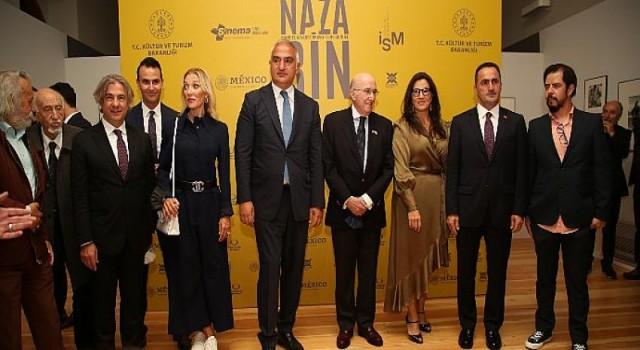 Kültür Sanat ve Sinema Dünyası NAZARİN Sergisi'nde Buluştu