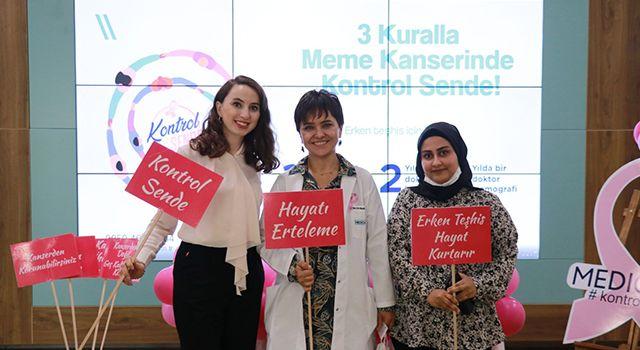 'Meme kanseri' kadınlarda en sık ölüme neden olan kanser türü