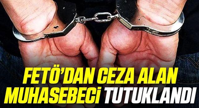 Samsun'da FETÖ'den 5 yıl 10 ay ceza alan muhasebeci gözaltına alındı
