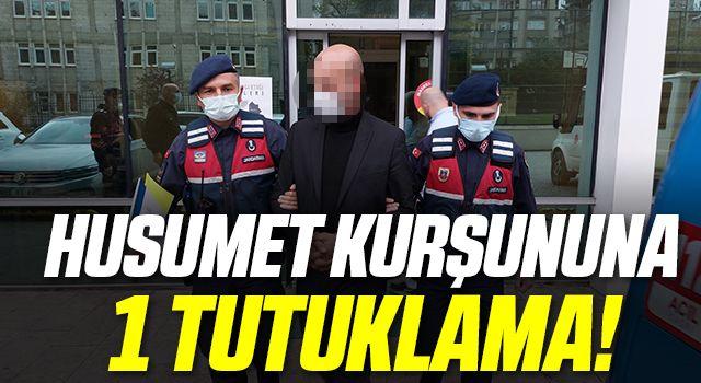 Samsun'da Husumet Kurşununa 1 Tutuklama