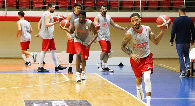 Samsunspor Basketbol Seriyi Sürdürmek İstiyor