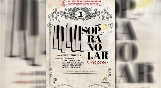 'Sopranolar Gecesi' operada