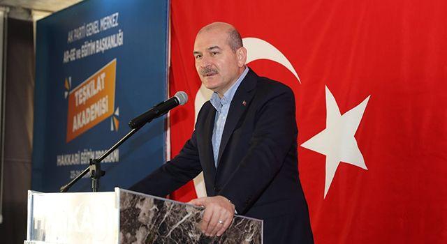Soylu: 'Erdoğan sizi yine çırak çıkartacak'