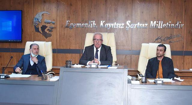 Tekkeköy'ün 2022 yılı bütçesi 175 milyon TL