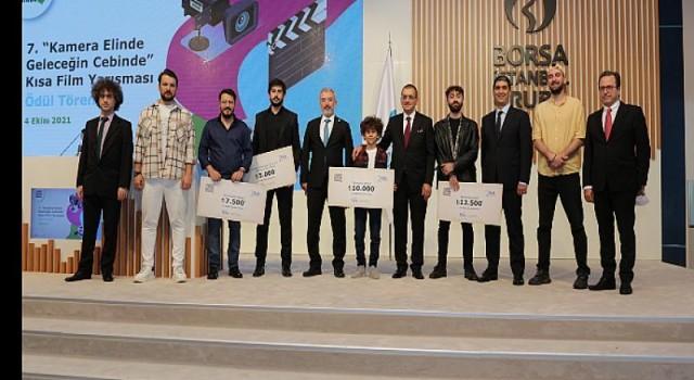 TSPB'nin Düzenlediği Kısa Film Yarışması Sonuçlandı!